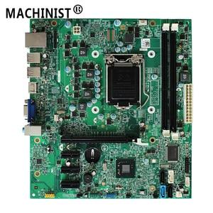 Image 1 - Original Für Dell OptiPlex OPX 390 390DT 390MT H61 Desktop motherboard MB Intel LGA 1155 DDR3 MIH61R 0M5DCD 10097 1 48,3 EQ 01,011