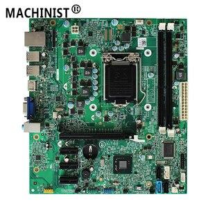 Image 1 - Original For Dell OptiPlex OPX 390 390DT 390MT H61 Desktop motherboard MB Intel LGA 1155 DDR3 MIH61R 0M5DCD 10097 1 48.3EQ01.011
