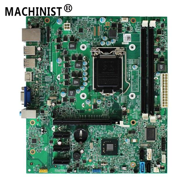 Original For Dell OptiPlex OPX 390 390DT 390MT H61 Desktop motherboard MB Intel LGA 1155 DDR3 MIH61R 0M5DCD 10097 1 48.3EQ01.011