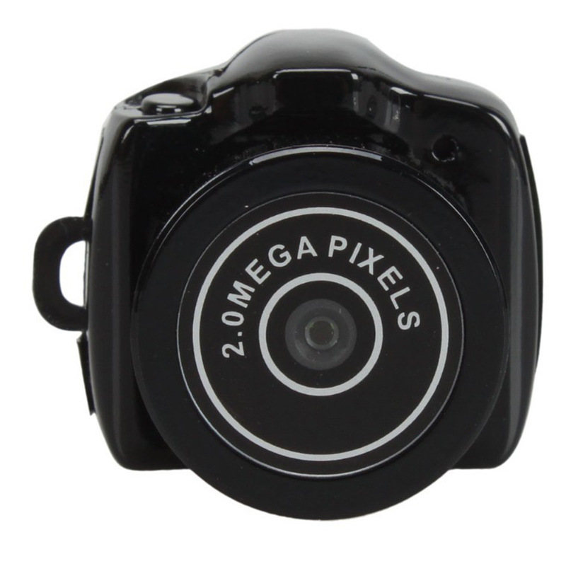 Y2000 Mini Micro Video Camera 720P Micro DVR Camcorder Surveillance Security Camera DV DVR Recorder Web Cam