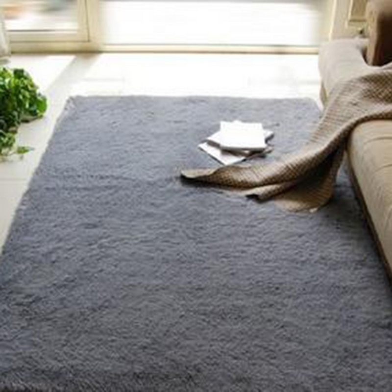 New Soft Living Room Mats Shaggy Carpet Living Room European Home Plush Floor Rugs Fluffy Mats Kids Room Faux Fur Area Rug