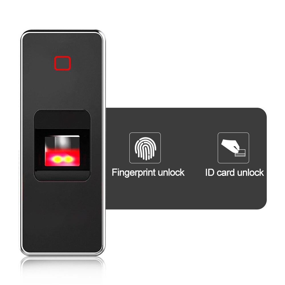 Plastic Waterproof Access Control Fingerprint ID Card Access Control 125khz RFID Proximity Card Access Control System