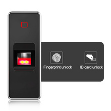 Plastic waterproof access control fingerprint ID card access control 125khz RFID Proximity Card Access Control System