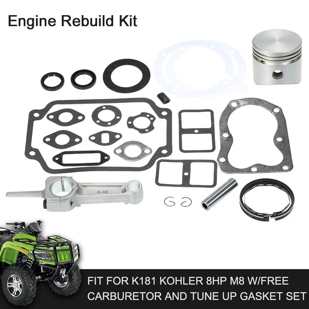 8HP Engine Rebuild Kit for Kohler K181 M8
