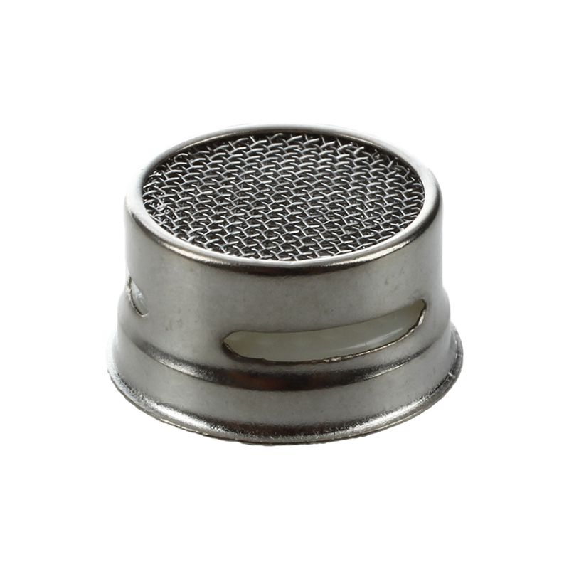 Kitchen/Bathroom Faucet Sprayer Strainer Tap Filter---White and Silver