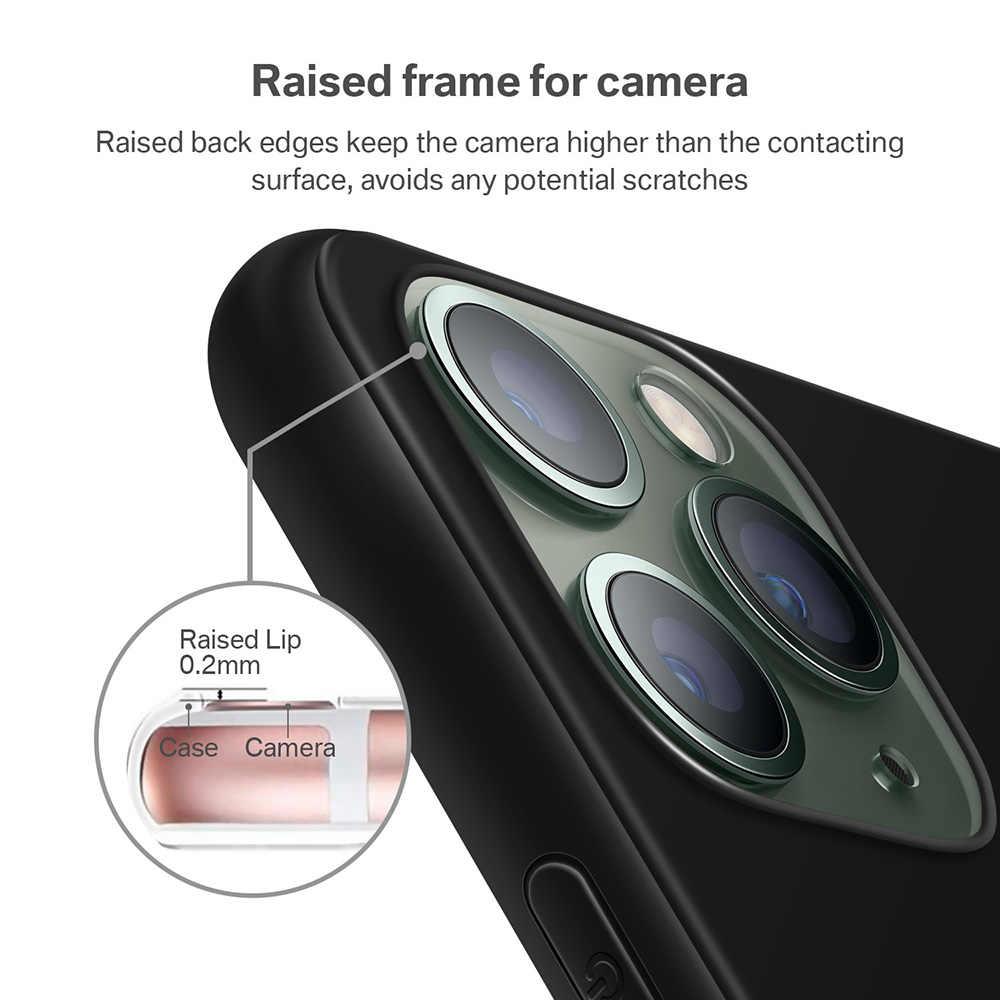 XIX أسود آيفون 11 برو حافظة 5 5s 6 6S 7 8 Plus X XS ماكس نساء موضة غطاء آيفون 7 حافظة لينة من البولي يوريثان ل iPhone XR