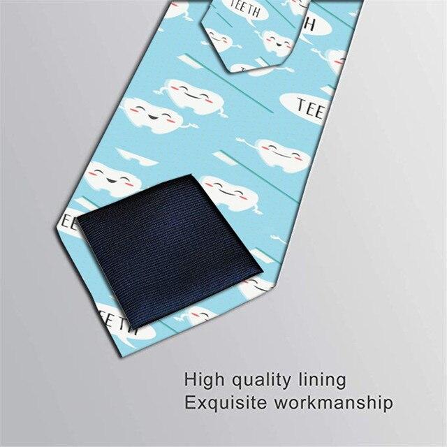 Модный мужской галстук 8 см деловой стиль 5