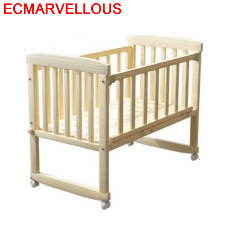 Individual For Letto Per Bambini Cama Infantil Baby Kinder Bett Girl Furniture Wooden Kinderbett Children Chambre Enfant Kid Bed