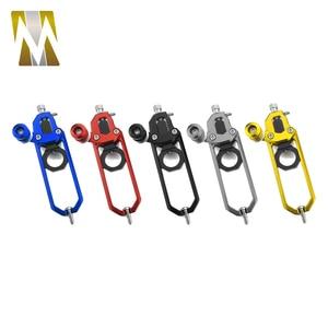 Image 5 - Ajustadores de cadena para motocicleta accesorios, para S1000RR S 1000 R RR S1000R HP4 2009 2010 2011 2012 2013 2014 2015 2016
