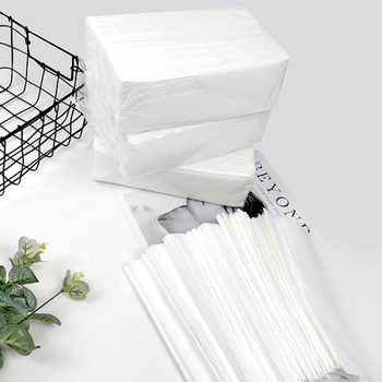 1 Pack=130pcs Paper Towels Kitchen Absorbent Paper Oil-Absorbing Paper Disposable Hand Napkins