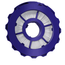 цена на Fit for DYSON DC40 Vacuum Cleaner Accessories Filter Screen Filter HEPA Vacuum Cleaner Parts