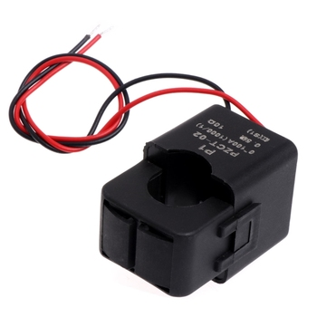 Precision AC Current Transformer Coil PZCT-2 100A/100mA For AC Voltmeter Ammeter high quality current sensor transformer dl ct08cl10 20a 10ma 2000 1 60a micro precision current transformer toroidal miniature