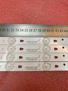 Image 4 - 20 Cái/lốc Đèn Nền LED Dải Cho LT 40C540 LSC400HN01 LT 40E71 (Một) LED40D11 ZC14 03(B) MTV 4128LTA2 LED40D11 01(A) 30340011209