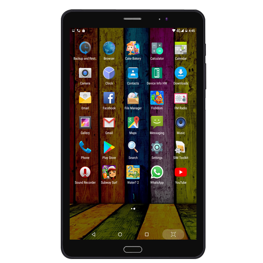 2020 New8 inch Tablet Android 7.0 3G/4G Phone Call 4GB/64GB Octa Core Dual SIM Wi Fi Bluetooth Support Tablet PC +Cover - 3