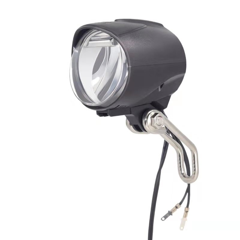 Onature Updated Bike Dynamo Light With Parking Light Function Input AC6V Have Switch ON/OFF 40 Lux LED Dynamo Bicycle Light