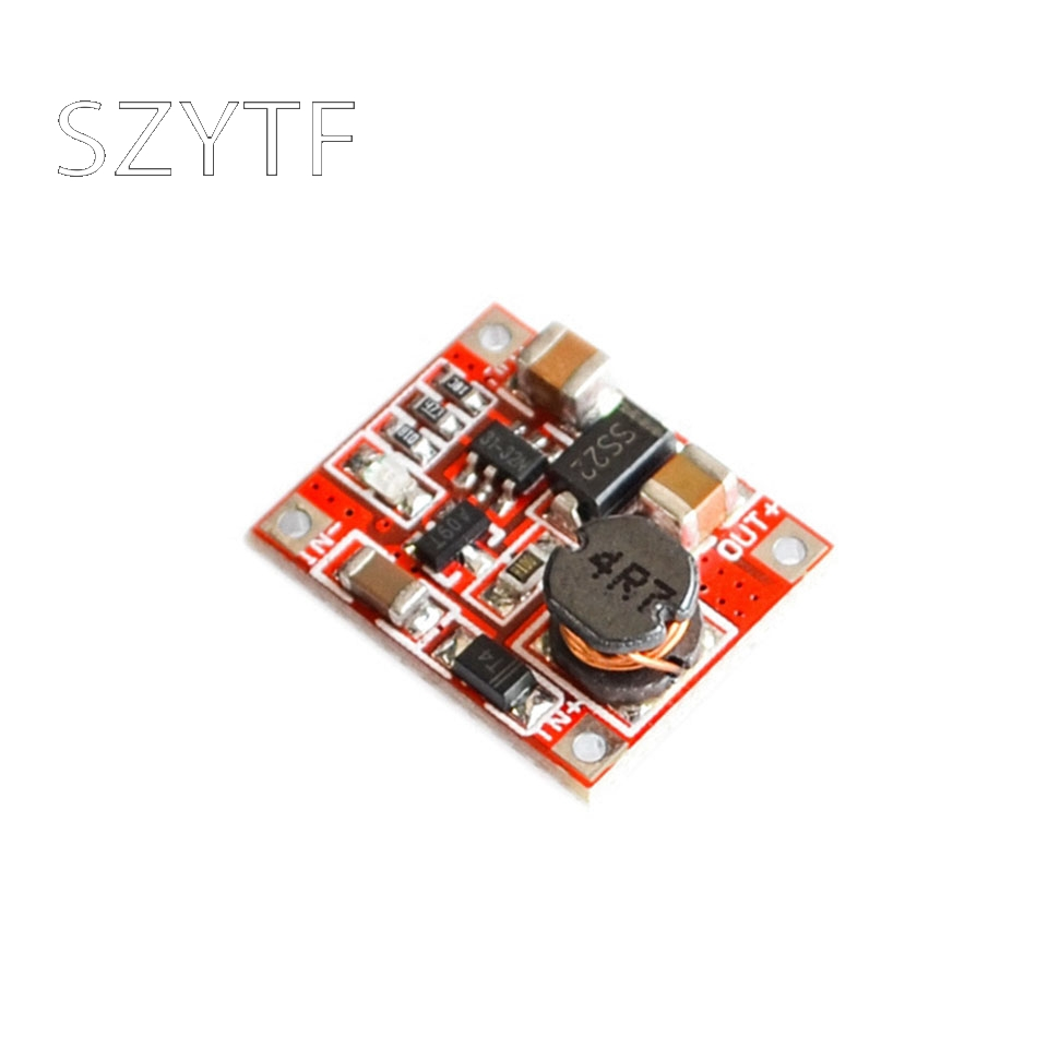 96% DCDC Efficient Boost Module 3V 5V 1A Liter Mini Booster Circuit Board