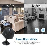 A9 1080P Wifi мини камера, Домашняя безопасность P2P камера WiFi, ночное видение беспроводная камера наблюдения камера, удаленный монитор телефон пр... 4