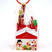 Santa Claus Stationery Christmas Child Gift Creative Prize Gift For Primary School Students(China)