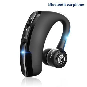 V9 Headset Wireless Bluetooth With Microphone Hands-free Business Driver Sports