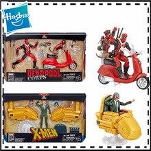 16cm Hasbro Marvel Legends 6 Inch X-Men XMEN Deadpool Moto Professor X Suspension Chair Set Action Figure Speelgoed Voor Actie