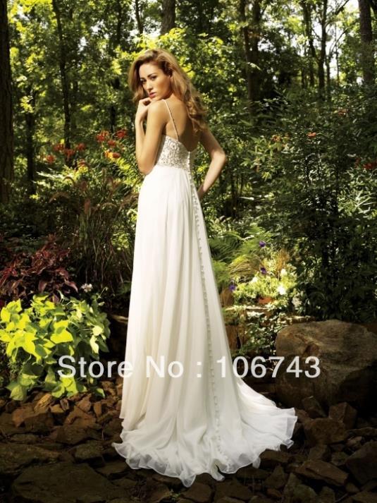 Free Shipping 2018 Vestido De Noiva Best Seller Sexy Custom Beading Spaghetti Straps Bridal Gown Mother Of The Bride Dresses