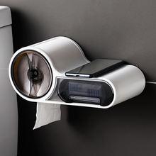 Водонепроницаемый держатель для туалетной бумаги настенный коробка
