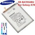 Аккумулятор для Samsung Galaxy A70 A705, 100% оригинальный аккумулятор для Samsung Galaxy A70 A705, A705FN, Сменный аккумулятор для телефона с аккумулятором на 4500 мА/ч...