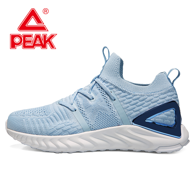 PEAK TAICHI Women Lightweight Running Shoes Fashion Casual Shoes Shock Sneakers Breathable Tennis shoes Adaptive Sport Shoes in Running Shoes from Sports Entertainment