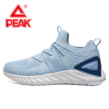 PEAK TAICHI Women Lightweight Running Shoes Fashion Casual Shock Sneakers Breathable Tennis shoes Adaptive Sport