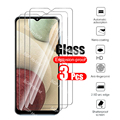 Чехол для samsung a12, 3 шт., закаленное стекло для samsung galaxy a12 a 12, защитное стекло, чехол для телефона samsun sansung glass