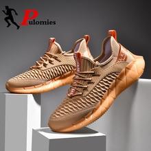 New Men Sneakers Men Casual Shoes Breathable Mesh Sneakers Men Sport Shoes Running Shoes Walking Shoes Men Shoes Size 39 цена 2017