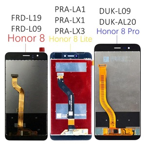 """Image 2 - 5.7""""For Huawei Honor 8 Pro LCD Display Touch Screen DUK L09 For Honor 8 Lite Display 8Pro PRA LA1 LX1 LX3 FRD L09 L19 LCD Screen"""