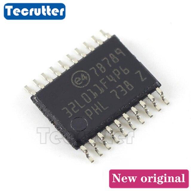 10 шт. STM32L011F4P6 MCU 32BIT 16KB FLASH TSSOP20 32L011F4P6 STM32L011
