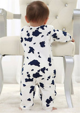 Baby Rompers Long Sleeve Clothing 0-24months