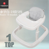 Baby Walker 11 Male And Female Four Wheels 6-18 Months Multifunctional Anti-o-type Leg Rollover  foldable baby learning multifunctional baby walker with 6 wheels anti rollover walker car walking assistant music light 7 18 m
