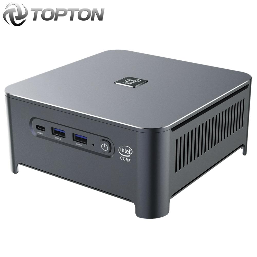 Мини-ПК 10-го поколения Intel Core i9 10880H i7 10750H i5 10300H Windows 10 Linux 2 * DDR4 2 * M.2 2 * Lan WiFi DP HDMI 4K HTPC NUC