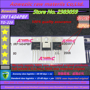 Image 2 - Aoweziic 2020 + 100% nowy importowany oryginalny IRF1404 IRF1404PBF TO 220 IRF1404Z IRF1404ZPBF TO 220 IRF1404ZS IRF1404ZSTRLPBF TO 263