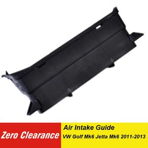1.4T Zeroclearance 1K0805971C Air Intake Guide Inlet Duct for VW Golf Mk6 Jetta Mk6 2011 2012 2013 1K0 805 971C(China)