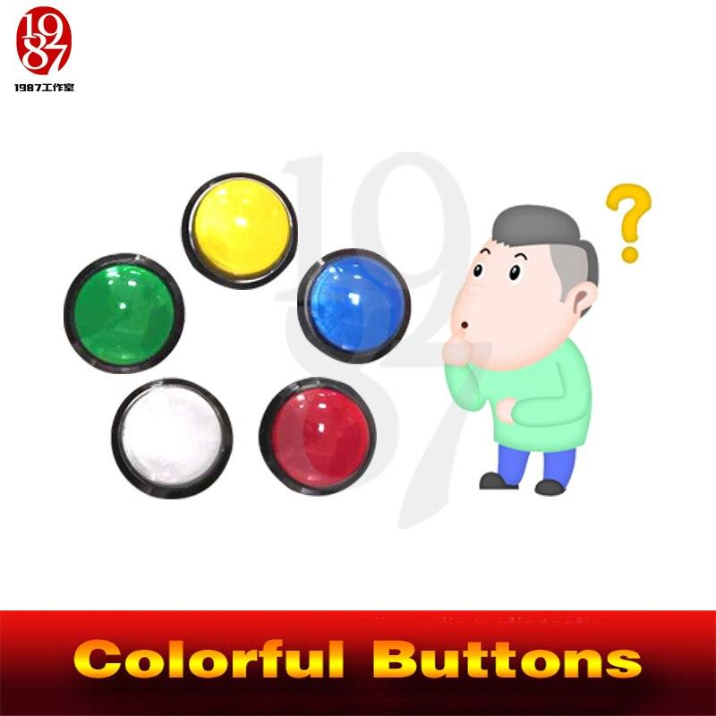 escapar quarto jogo aventureiro prop botao colorido 01