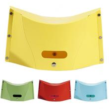 Indoor Outdoor Multifunctional Foldable Stool Portable Basket Plastic Chair Plastic Chair