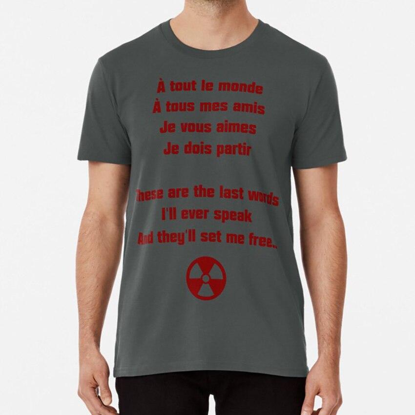 T-shirt à tout le monde