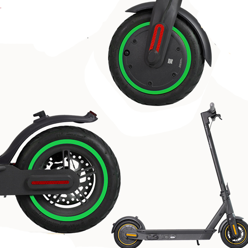 Xiaomi M365 Pro Electric Scooter Scooter Wheel Hubs Protective Sticker For