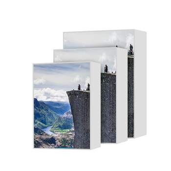 180gsm 写真用紙 Papel Fotografico 光沢のある防水 A4 印画紙 20/100/200 枚の写真プリンタ Zink フォト紙