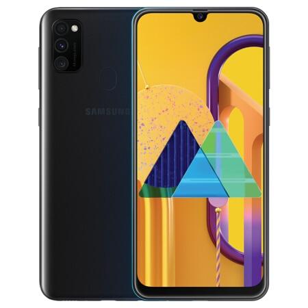 new Samsung Galaxy M30s LTE Mobile Phone 6.4 6G RAM 128GB 6000mah 48.0MP Rear Camera Phone