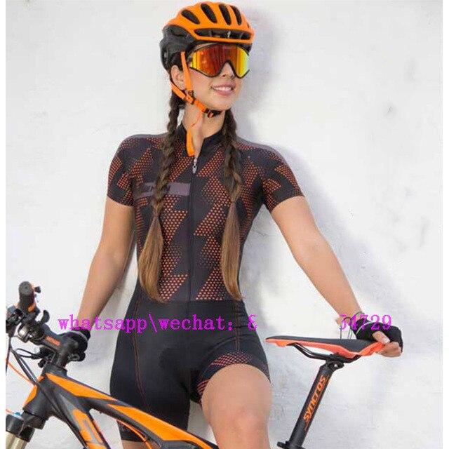 Pro roupas de bicicleta das mulheres ciclismo terno sexy macacão roupas de estrada ciclismo triathlon verão correndo tights9d gel 20 2