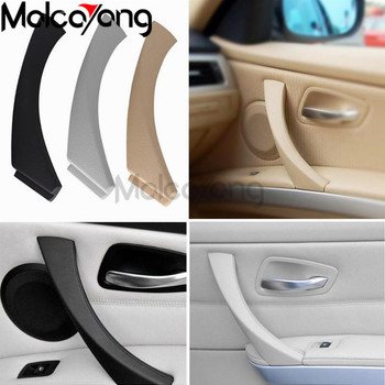 New Suitable Accessories Car Left/Right Interior Door Handle Trim Cover For BMW 3 Series E90 E91 E92 51419150335 image