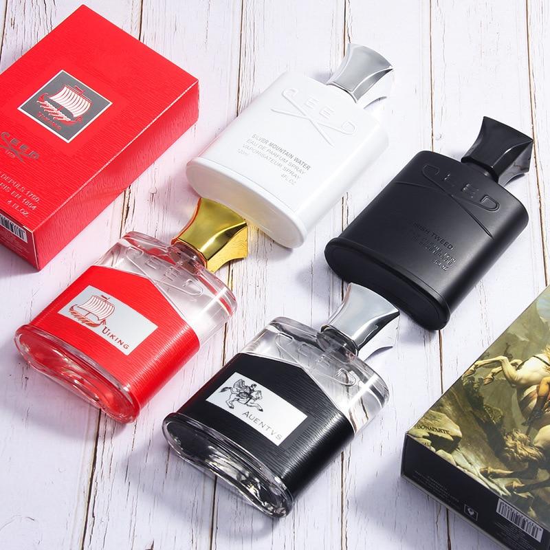 Men Body Spray Glass Bottle Perfume Men Perfume Long Lasting Fragrance Original Bottle Male Parfum Natural Taste