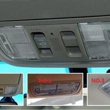 Lamp Cover-Shell Light-Lens Car Honda Accord CAPQX for Auto-Interior-Rear Dome Reading