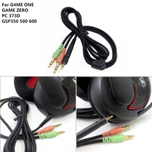Replace Audio- Cable for Sennheiser- G4ME ONE GAME ZERO PC 373D GSP350 500 600 N1HD
