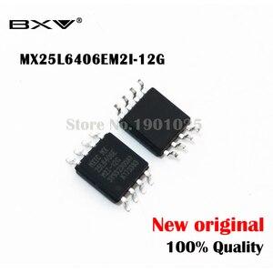Image 1 - 10pcs MX25L6406EM2I 12G  25L6406EM2I 12G MX25L6406E MX25L6406 25L6406E SOP 8 new original